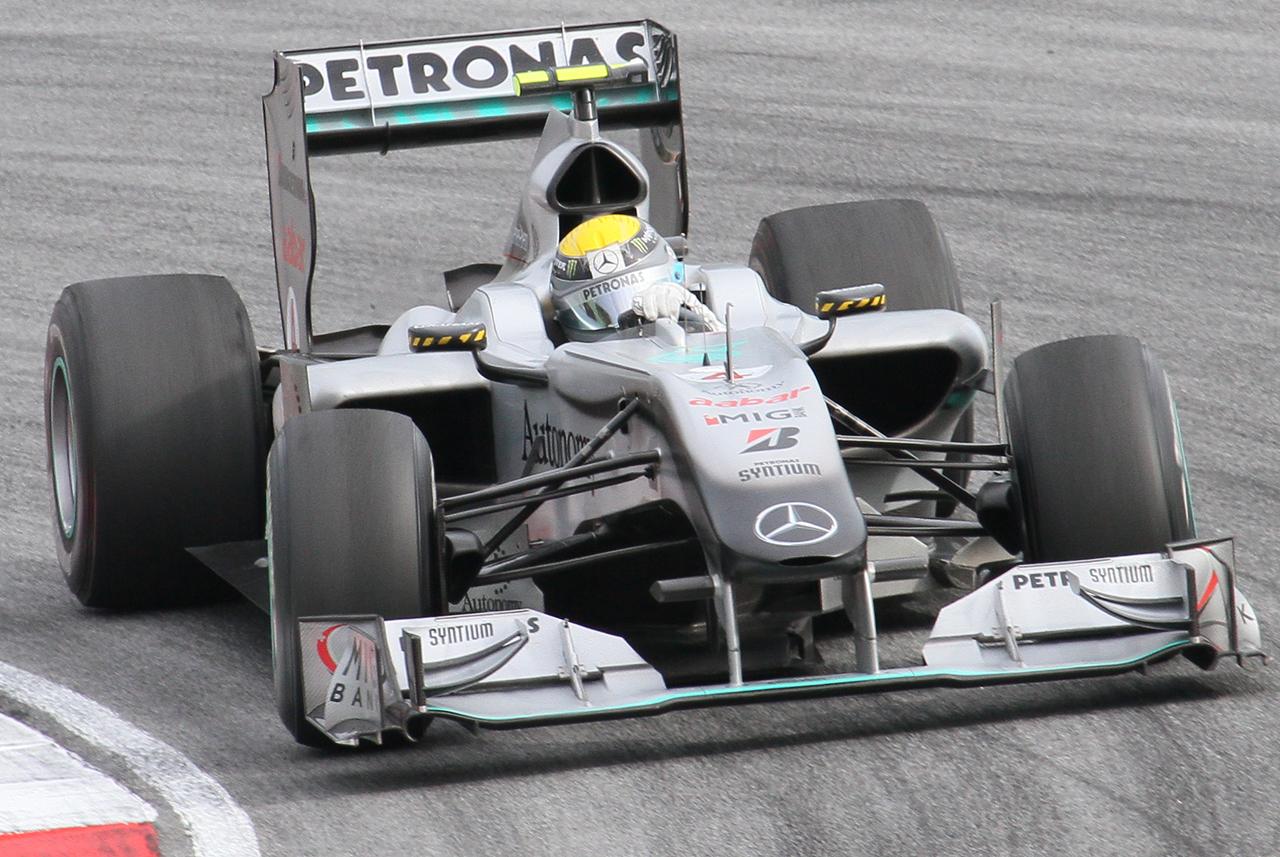 Mercedes Amg Petronas F Youtube
