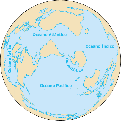 Océano - Wikipedia, la enciclopedia libre