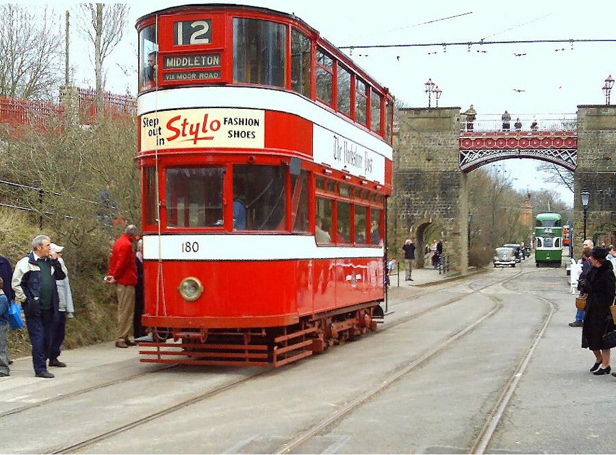 Image result for tram old