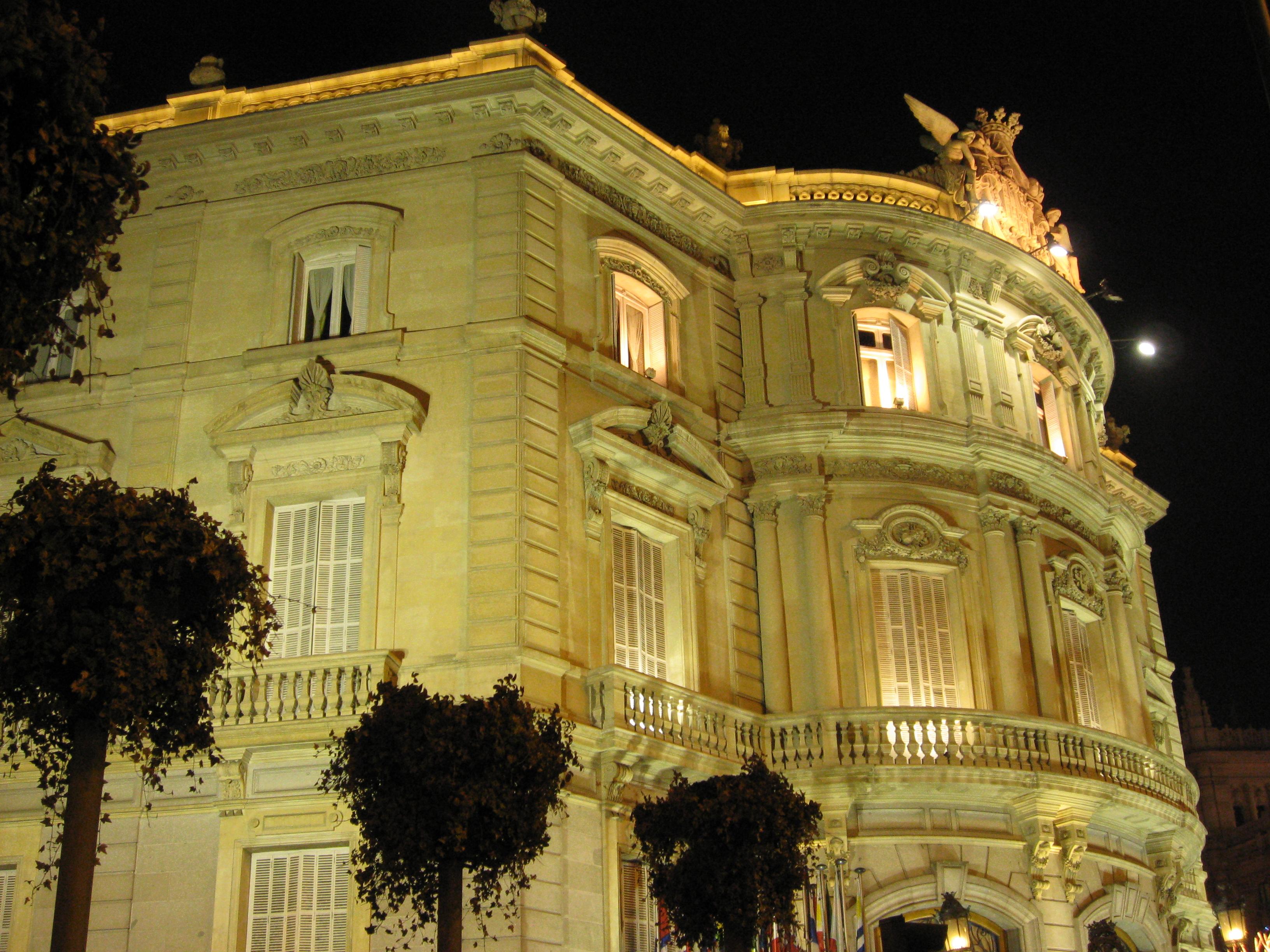 Palacio de Linares - España Palacio_de_Linares_(Madrid)_01