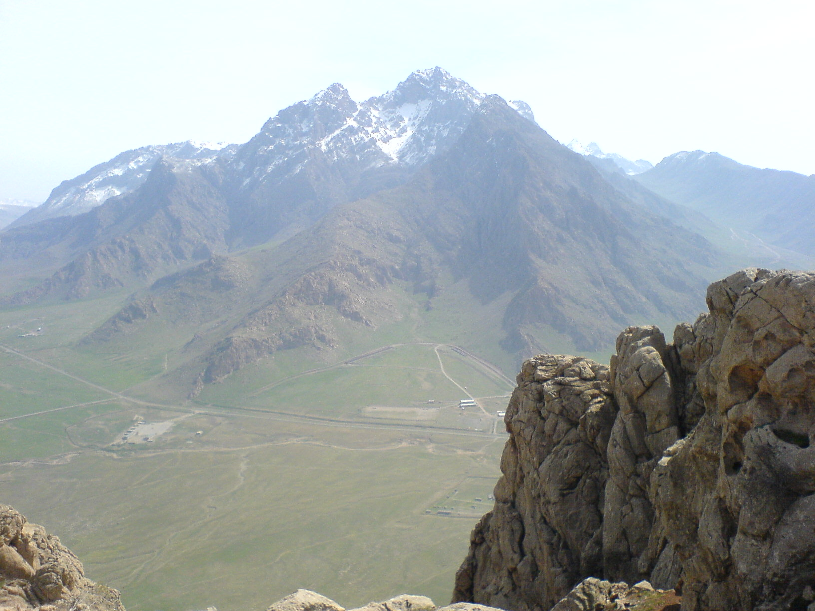 عکس کوه پراو