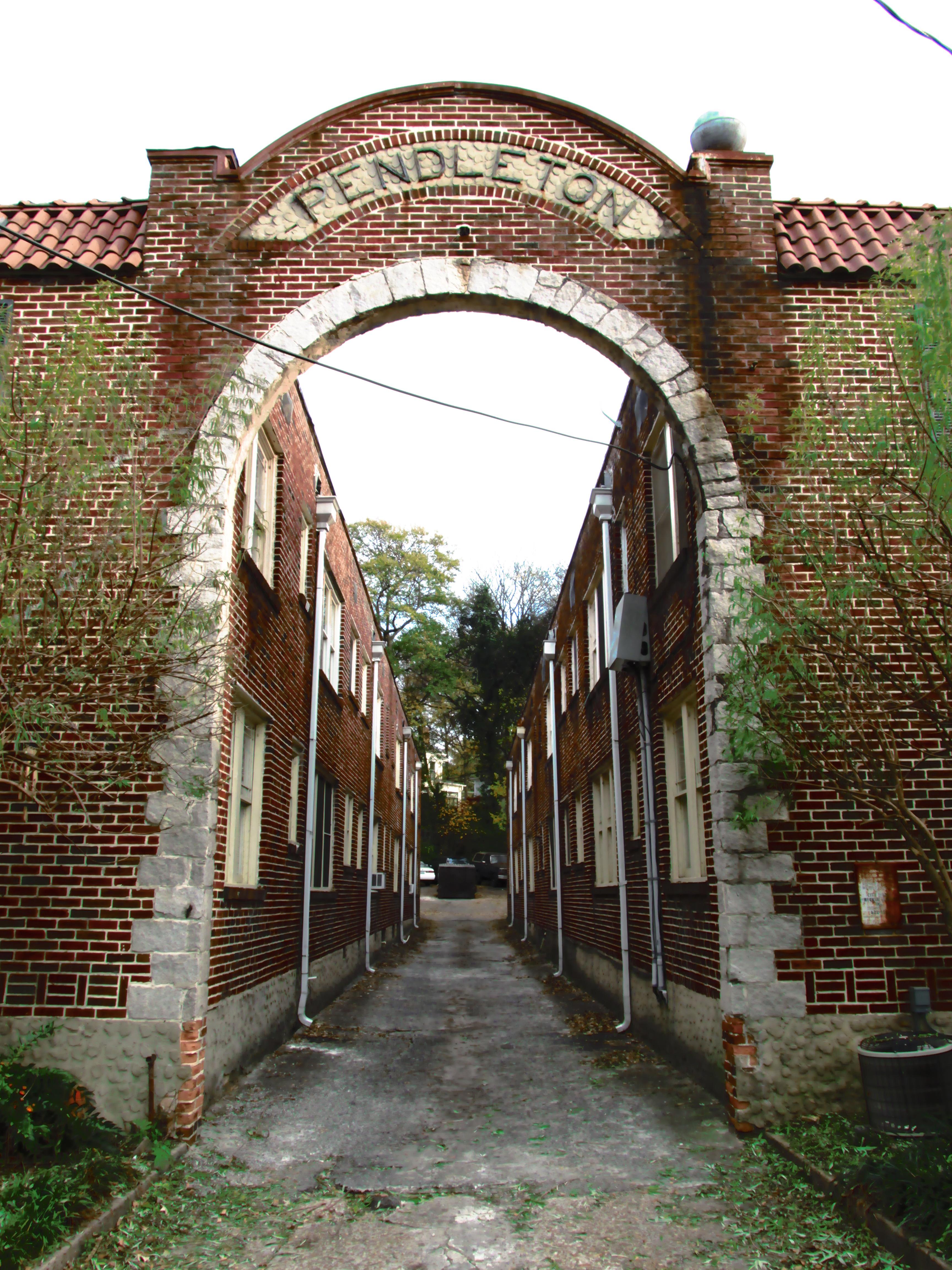Pendleton Park Apartments Alexandria Va