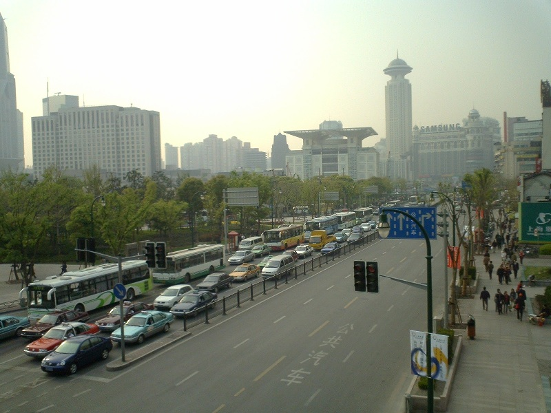 Driving in China – Travel guide at Wikivoyage