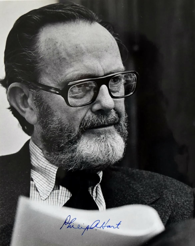 1976 : Senator Philip Hart of Michigan Dies
