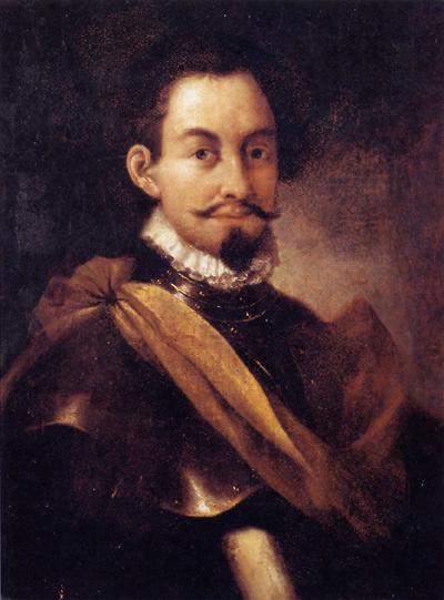 Depiction of Felipe de Utre