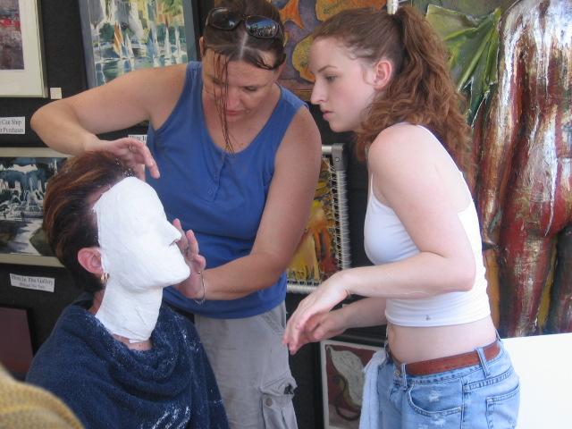 Paper Face Mask Paper Mache Mask | Funadvice