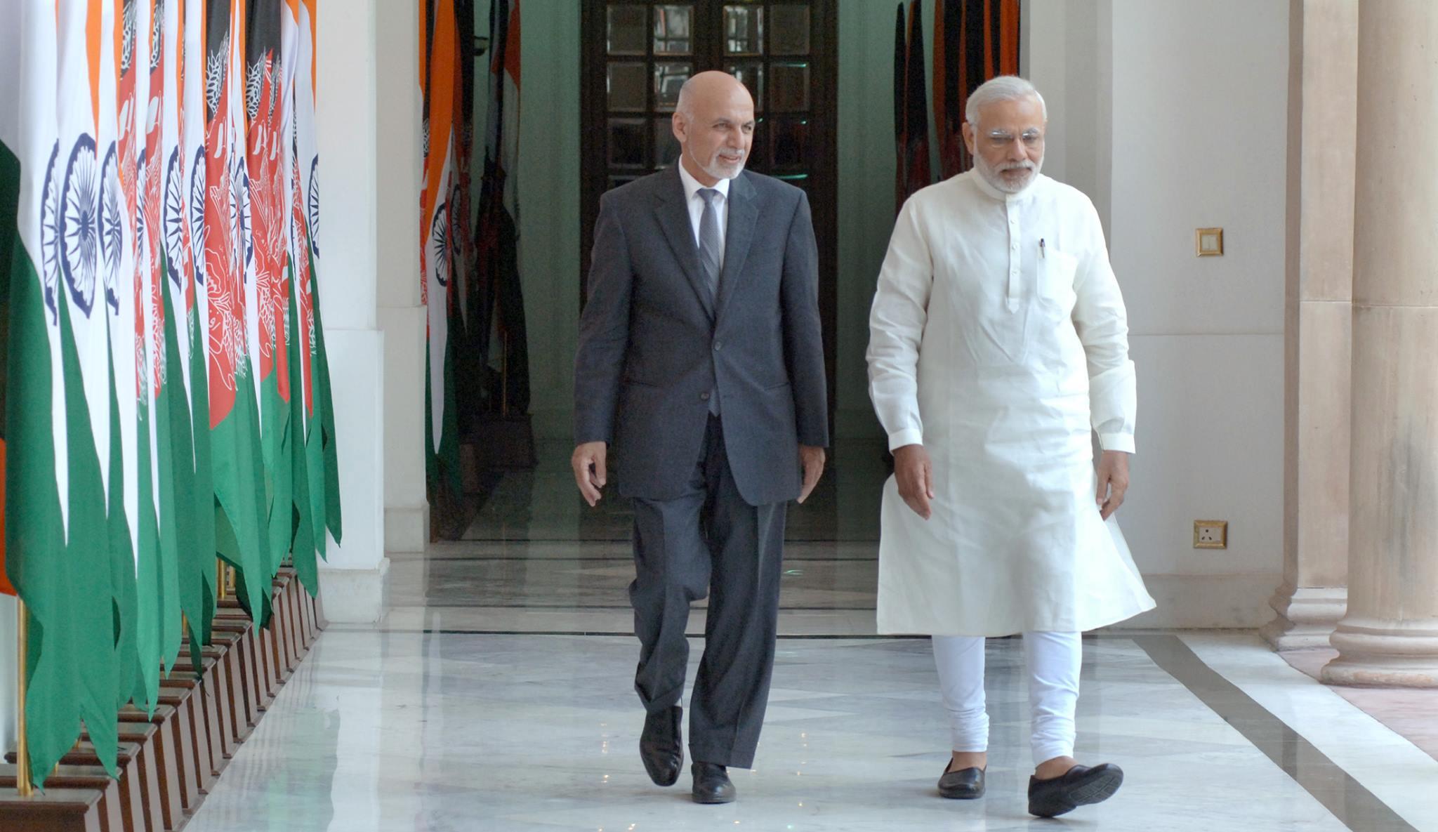 File:Prime Minister Narendra Modi with Afghan President Ashraf Ghani.jpg - Wikimedia Commons