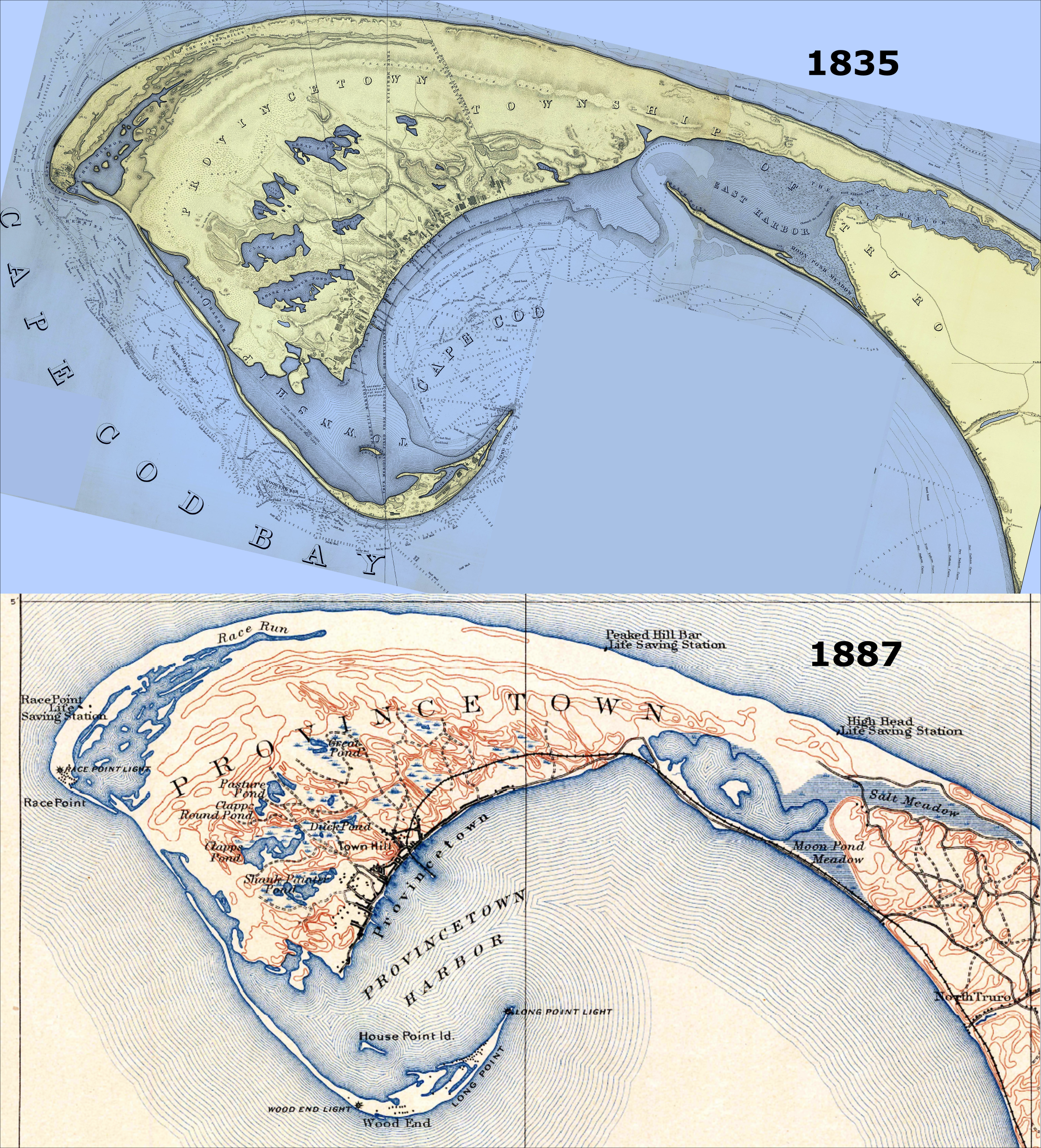 FileProvincetown Before After Railroadpng Wikimedia Commons - 1889 us railroad map