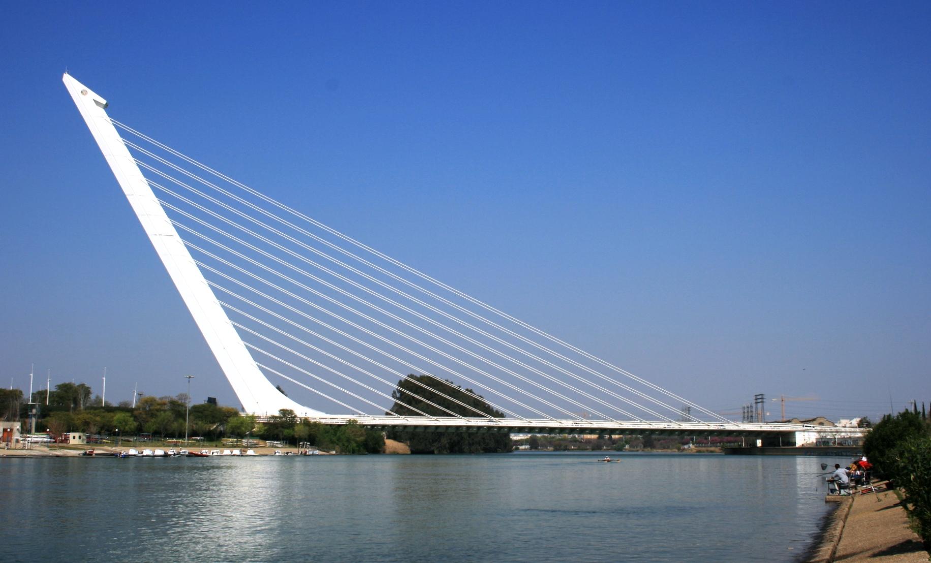 Najpoznatije svetske arhitekte Puente_del_Alamillo_en_Sevilla
