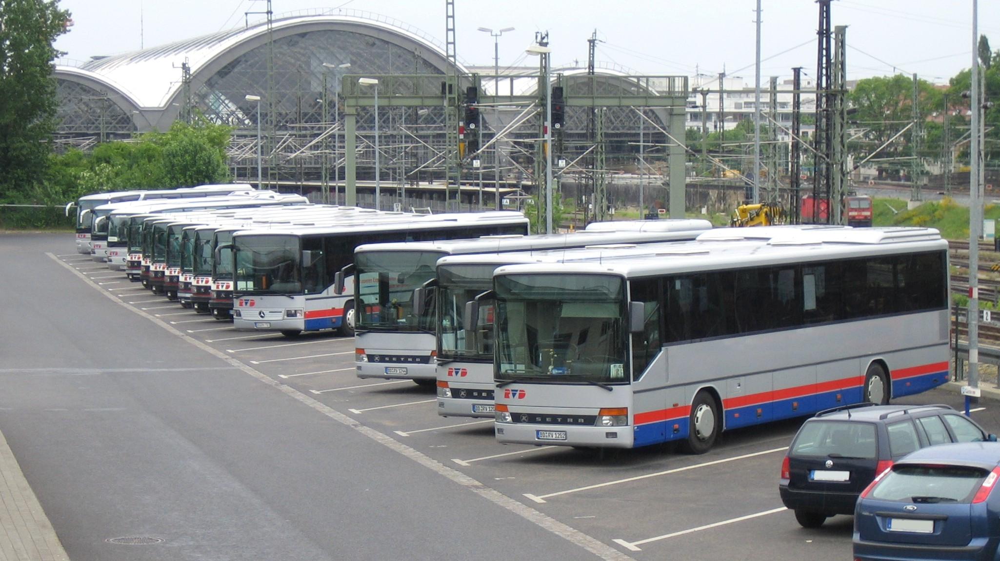 Buslinie 131 Leipzig