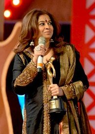 English: Indian singer Rekha Bhardwaj at the 2...