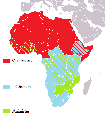 religion map of africa File Religion Africa Png Wikimedia Commons religion map of africa