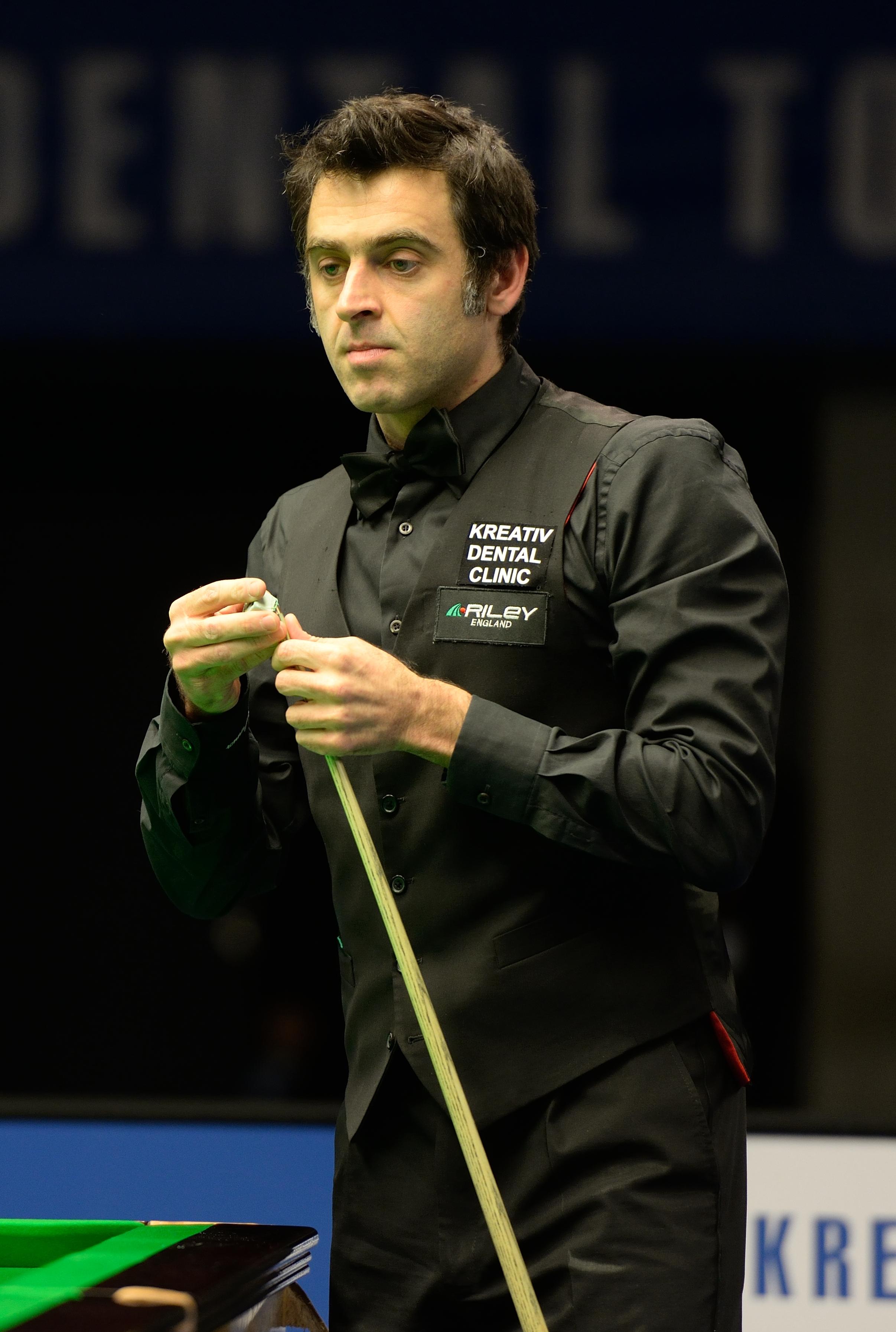 Ronnie O'Sullivan 2015