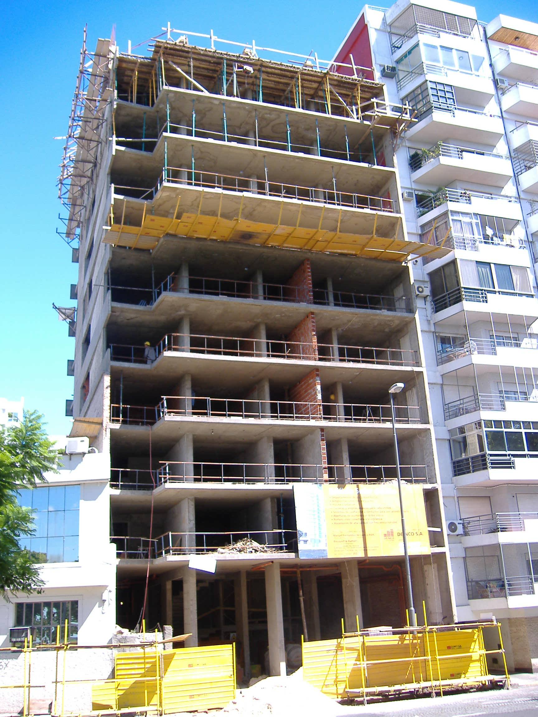 Rosario under construction.jpg
