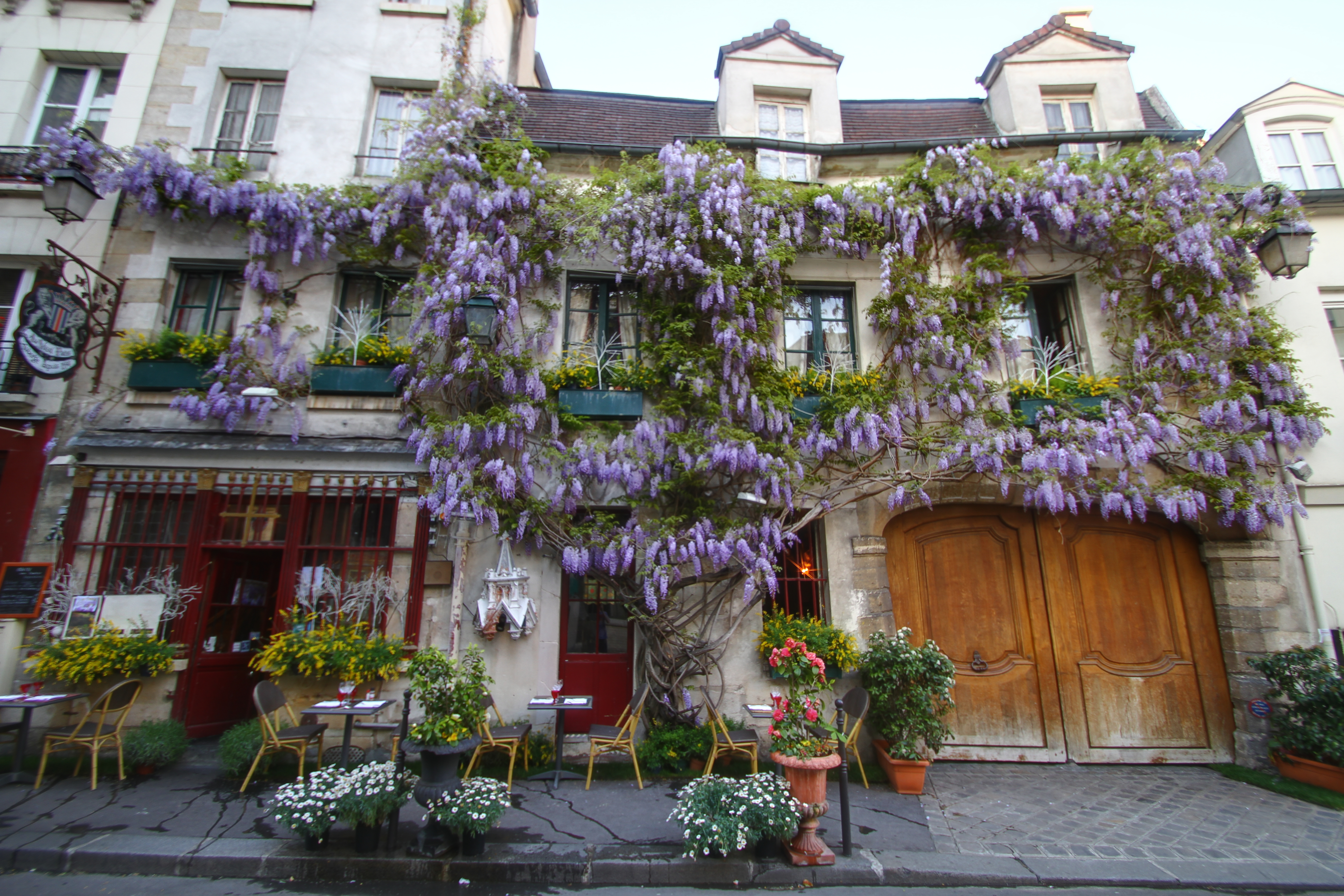 Restaurant Le Saint Georges Narbonne