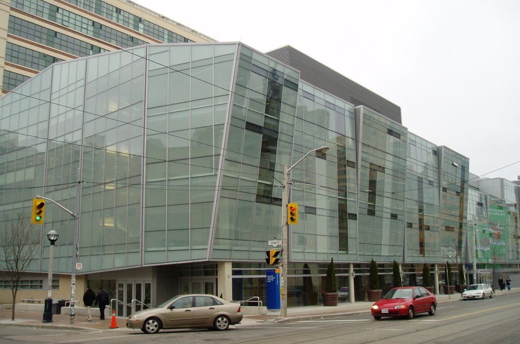 Ryerson Engineering Building