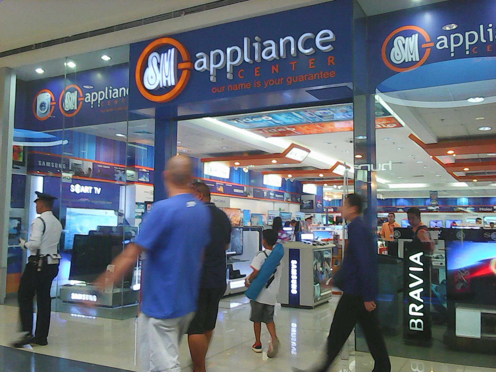 Appliance center appliance center at sm Robinson s home furniture philippines