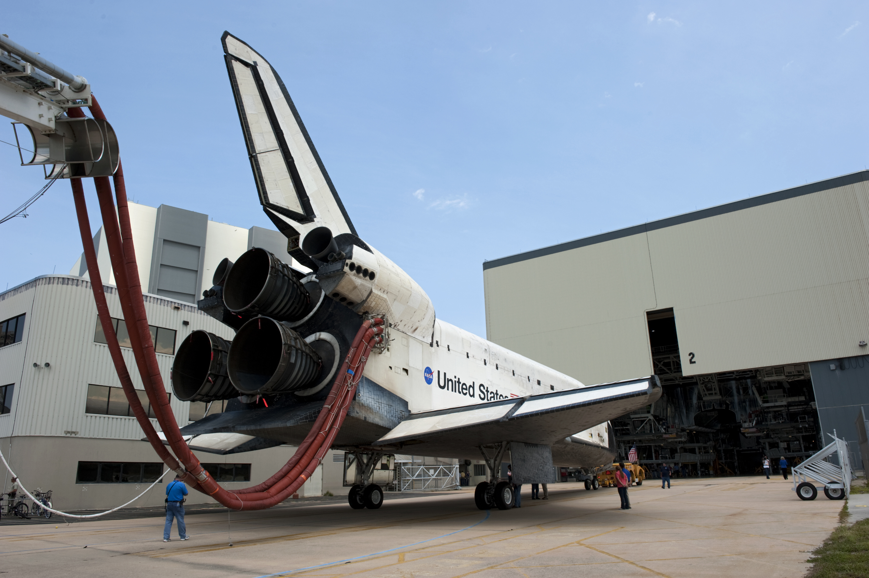 sts 135 space shuttle atlantis - photo #2