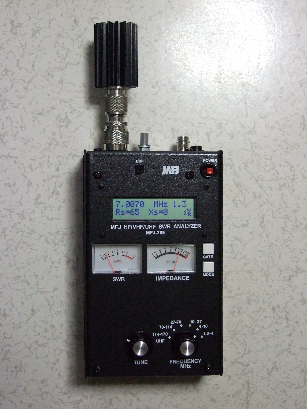 Antenna analyzer - Wikipedia