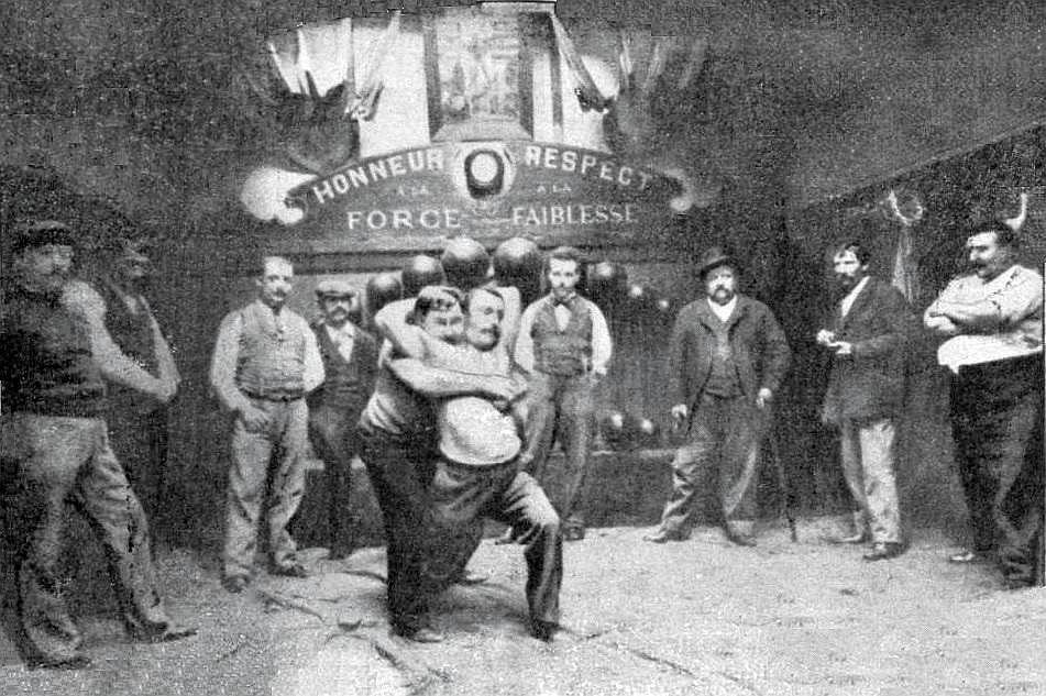 pere noel paris 2018 File:Salle de lutte en 1898 ('le cabaret du père Noel', à Paris  pere noel paris 2018