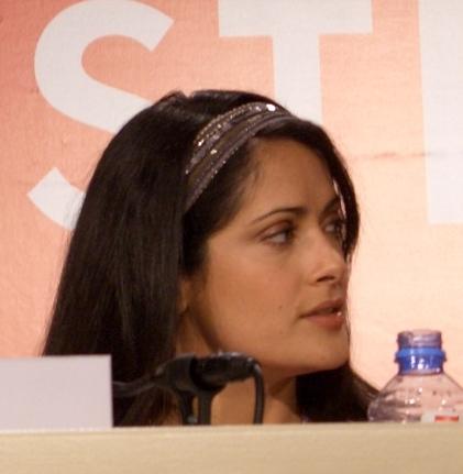salma hayek fan
