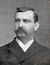Samuel Matthews Robertson American politician
