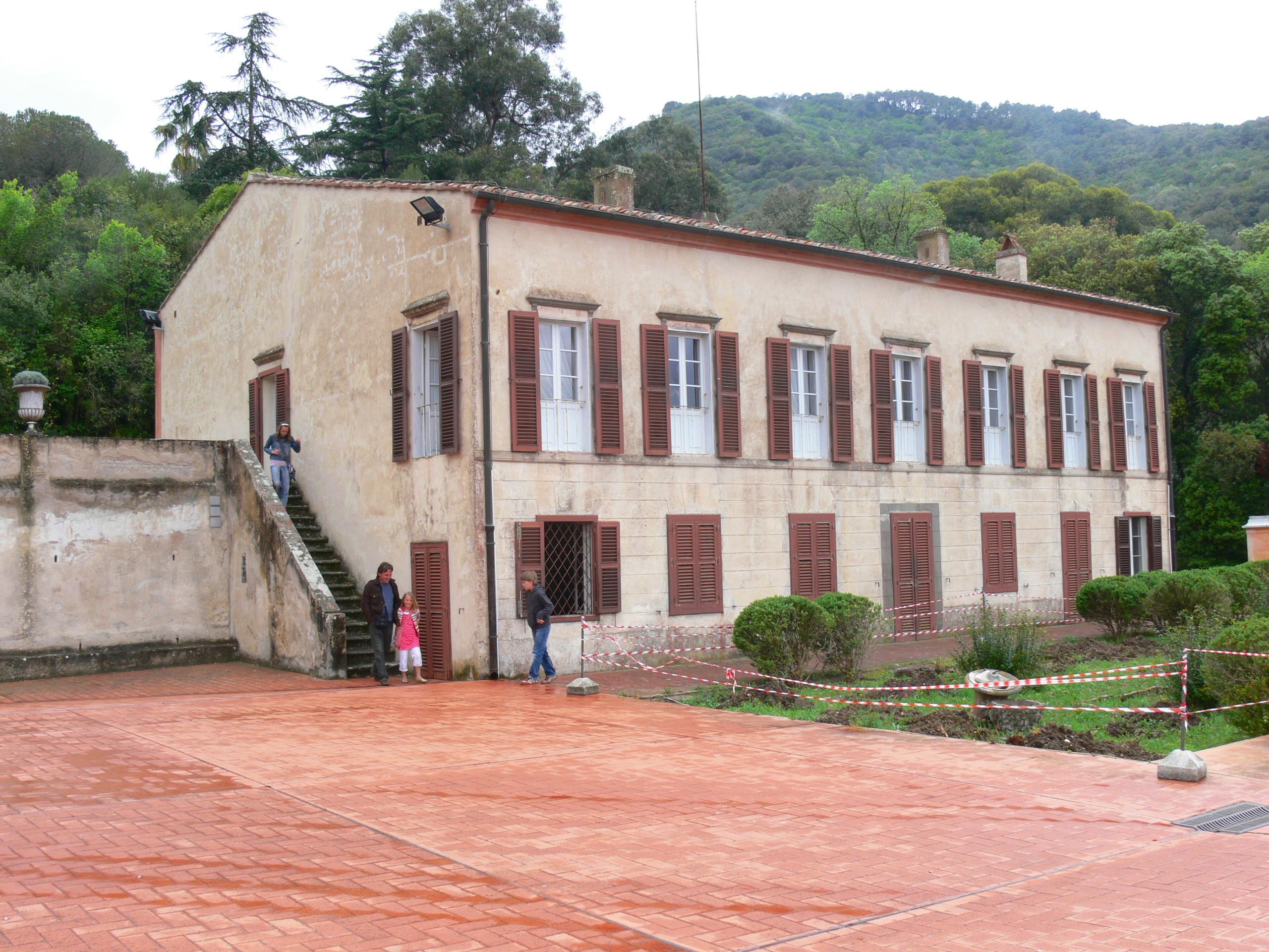 Innenarchitektur Fassade Haus Galerie Von File:san Martino - Napoleons Fassade.jpg
