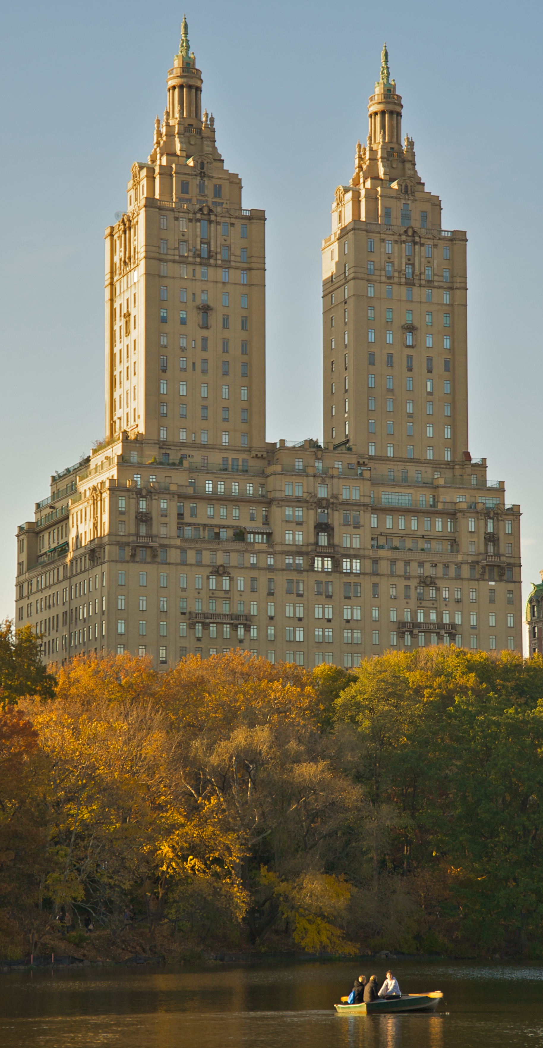 File San Remo Apartments From Central Park Nyc Jpg