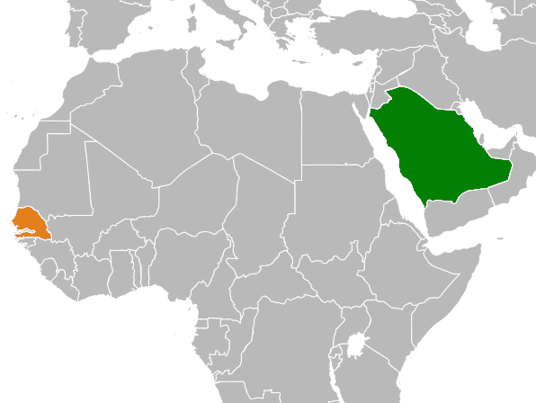 Saudi Arabia Senegal Relations Wikipedia
