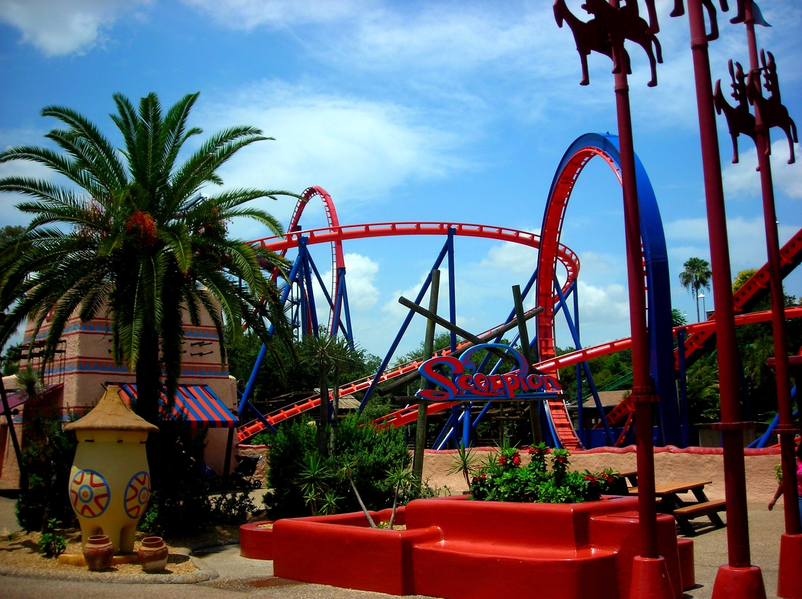 File Scorpion Busch Gardens Africa