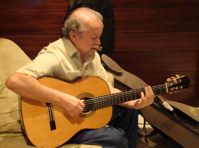 Sebastiao Tapajos Heloisa Raso Samba Guitarra Y Yo