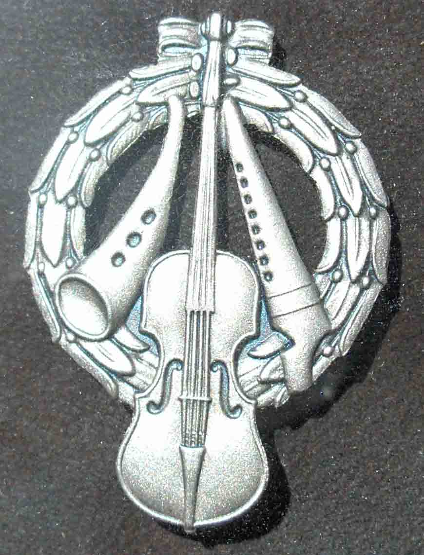 The Silver Zorn Badge, designed by Anders Zorn (1860-1920)
