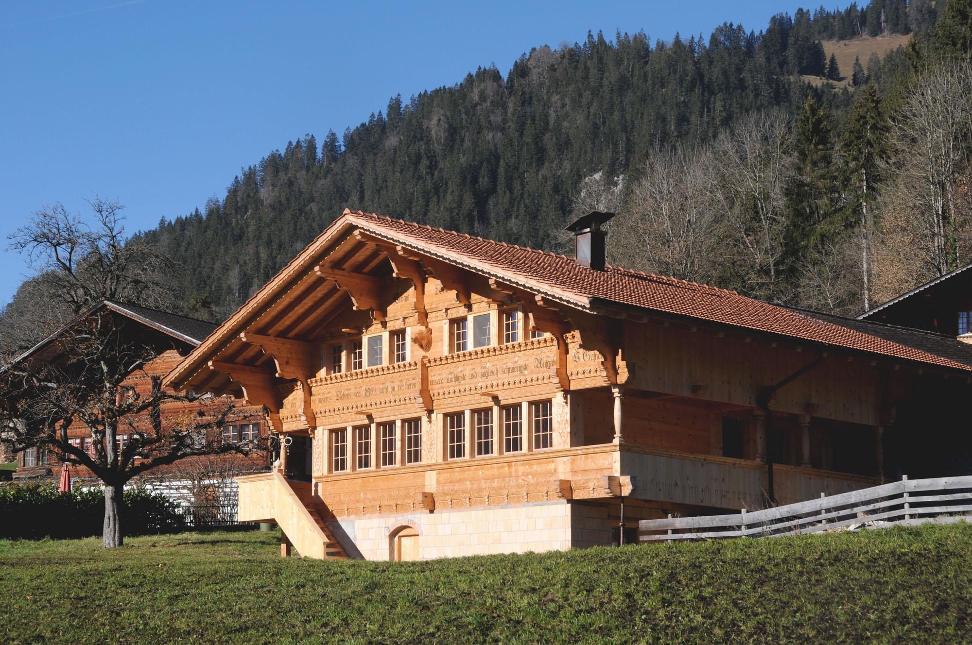 Fertighaus bauernhaus  Wohnzimmerz: Fertighaus Bauernhaus With Tiroler Holzhaus ...