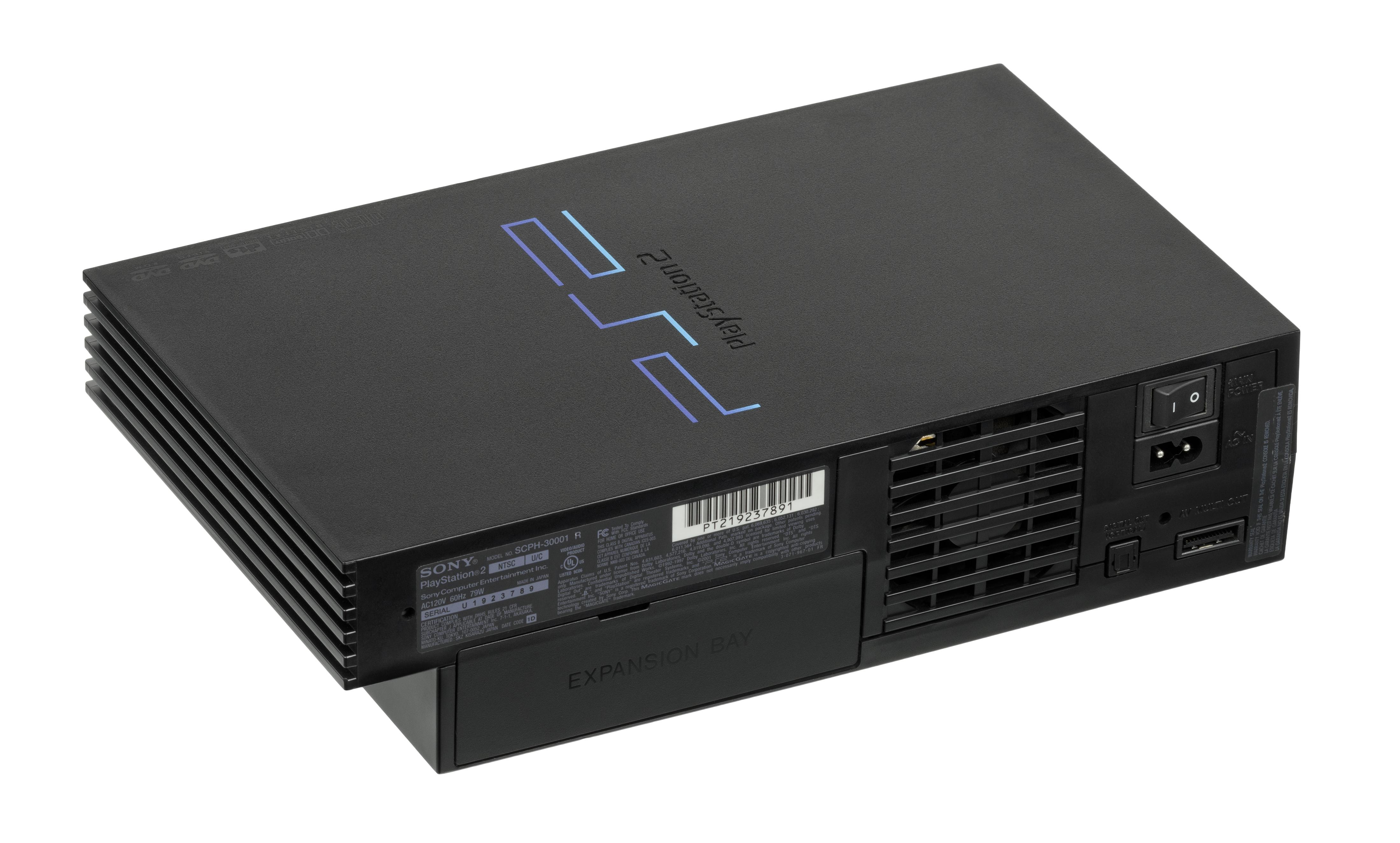 sony playstation 2. file:sony-playstation-2-30001-console-bl.jpg sony playstation 2