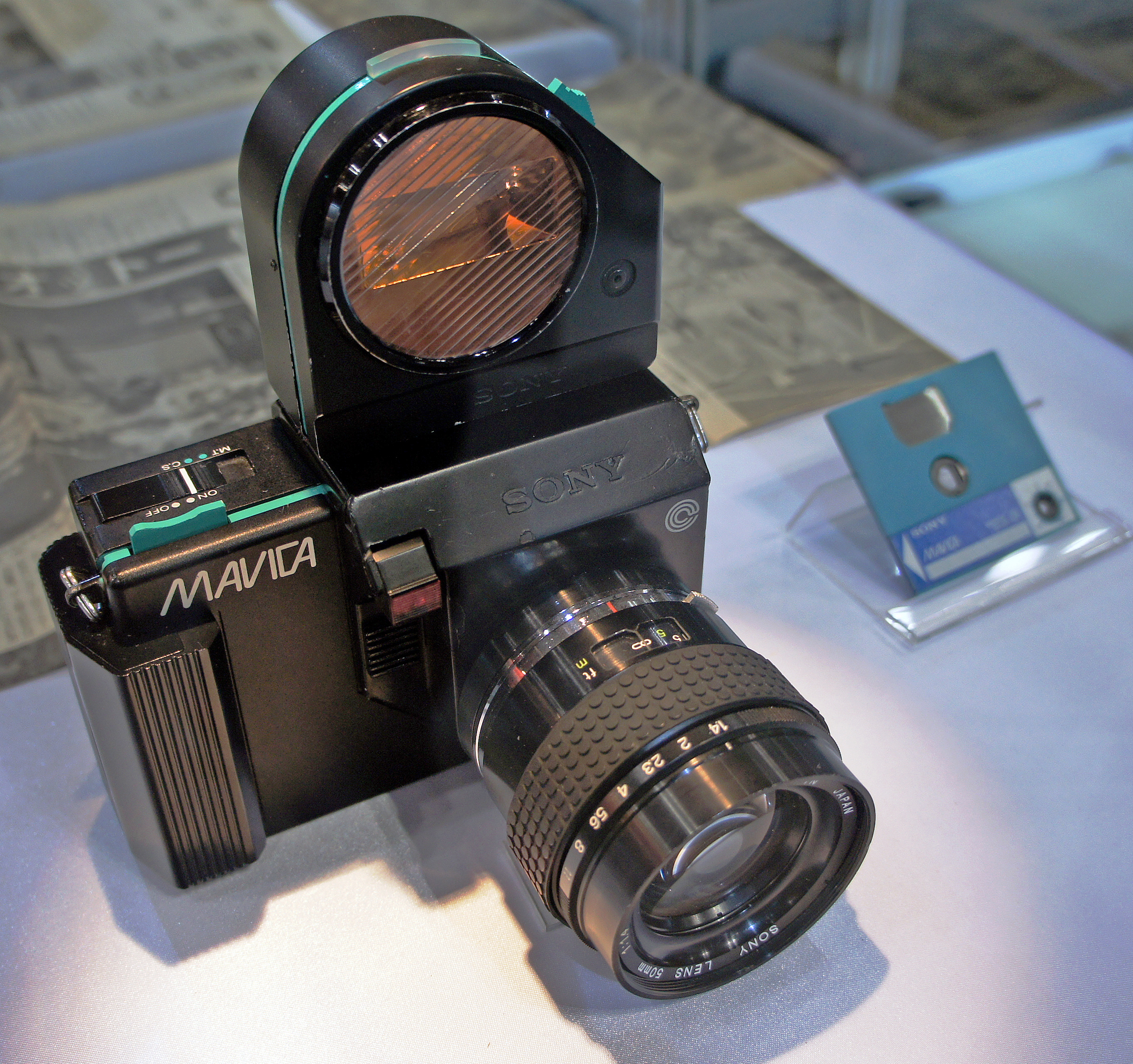 Sony Mavica - Wikipedia
