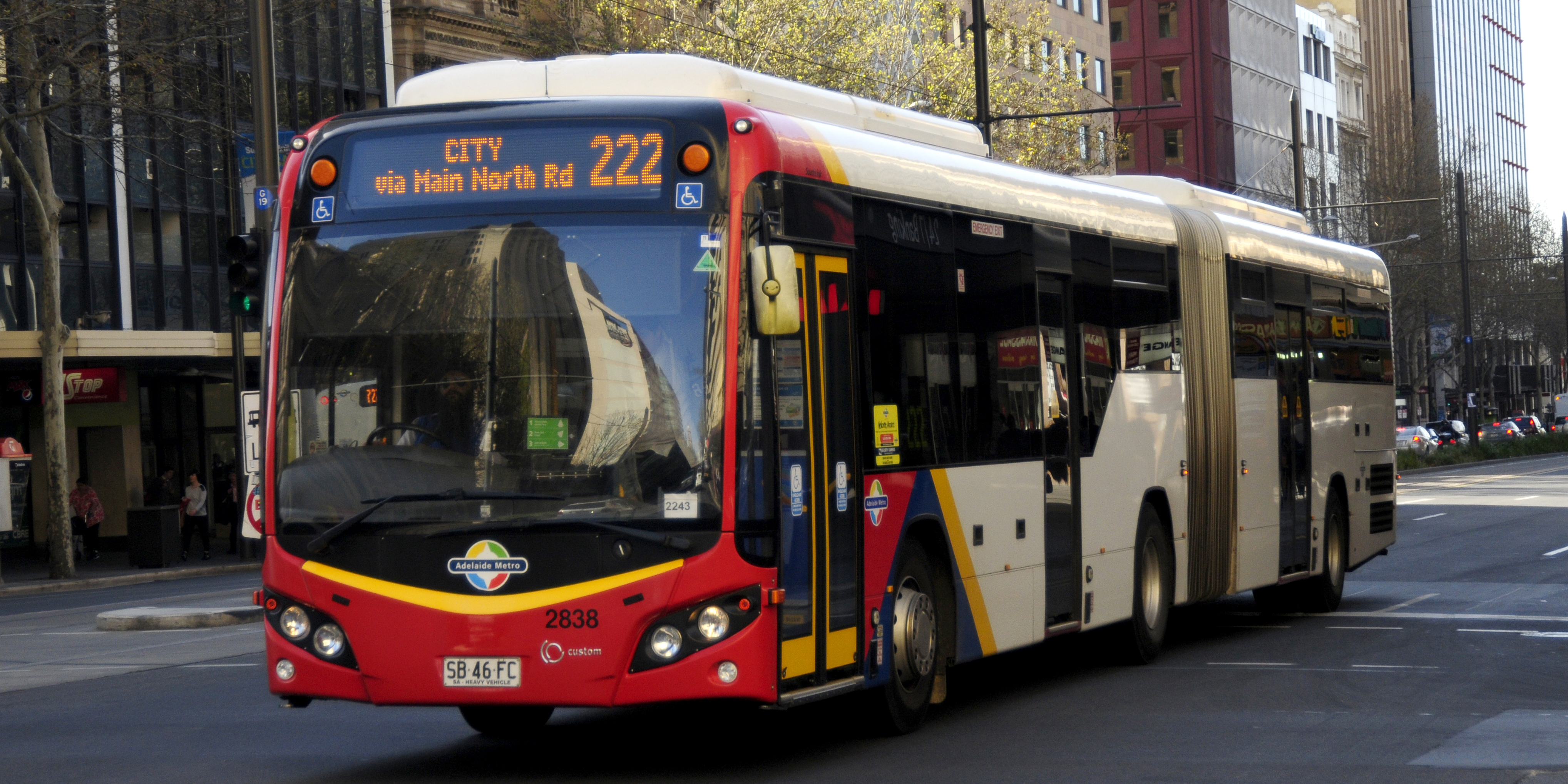 Buses In Adelaide Wikipedia