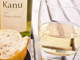 Kanu South African Chenin blanc wine from Stel...
