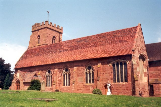 St Peter's Church, Kinver - geograph.org.uk - 70439