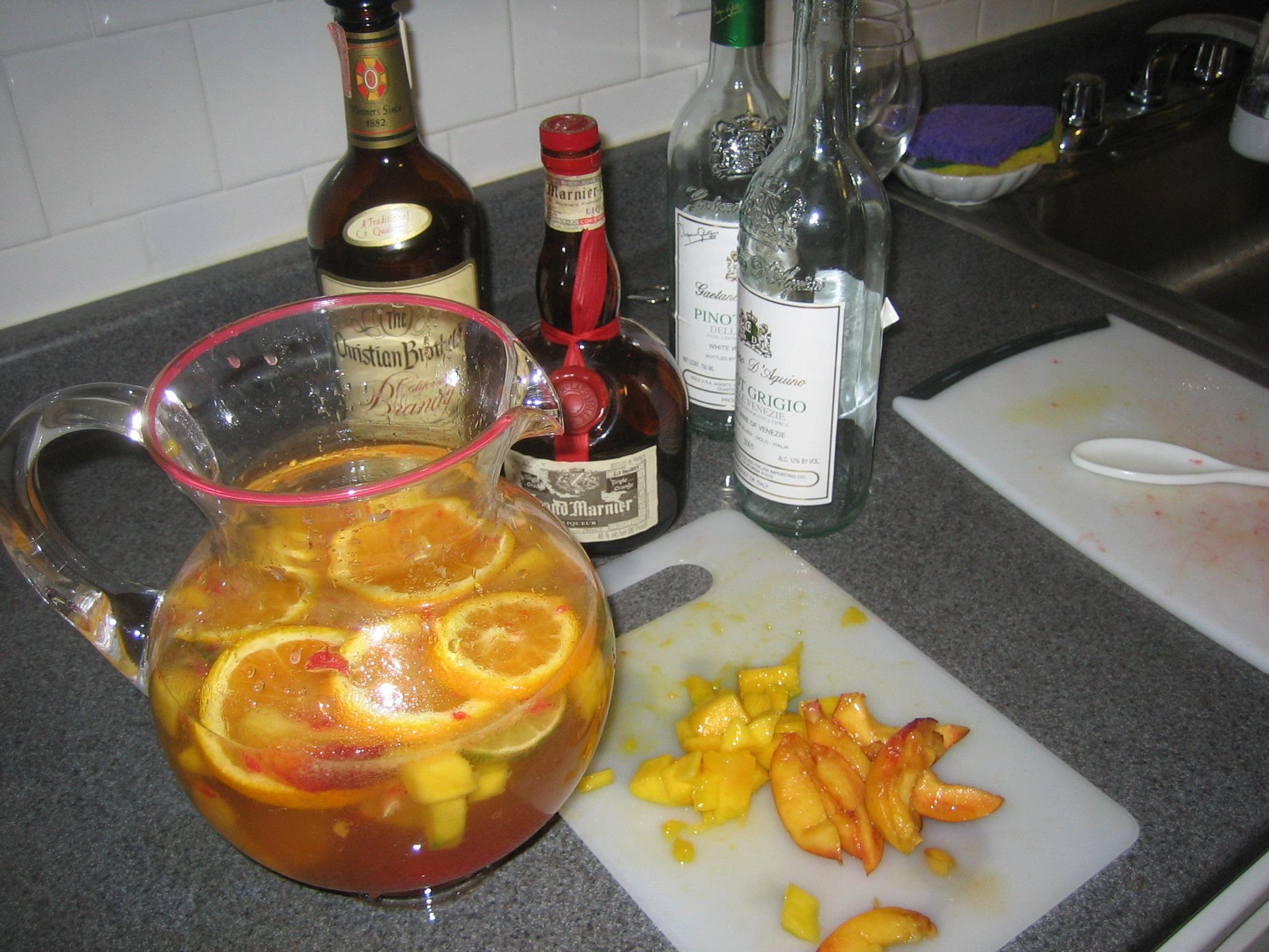 Sangria ist ab jahren wieviel Alkohol ab