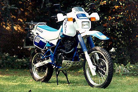 Suzuki Dr R Dakar