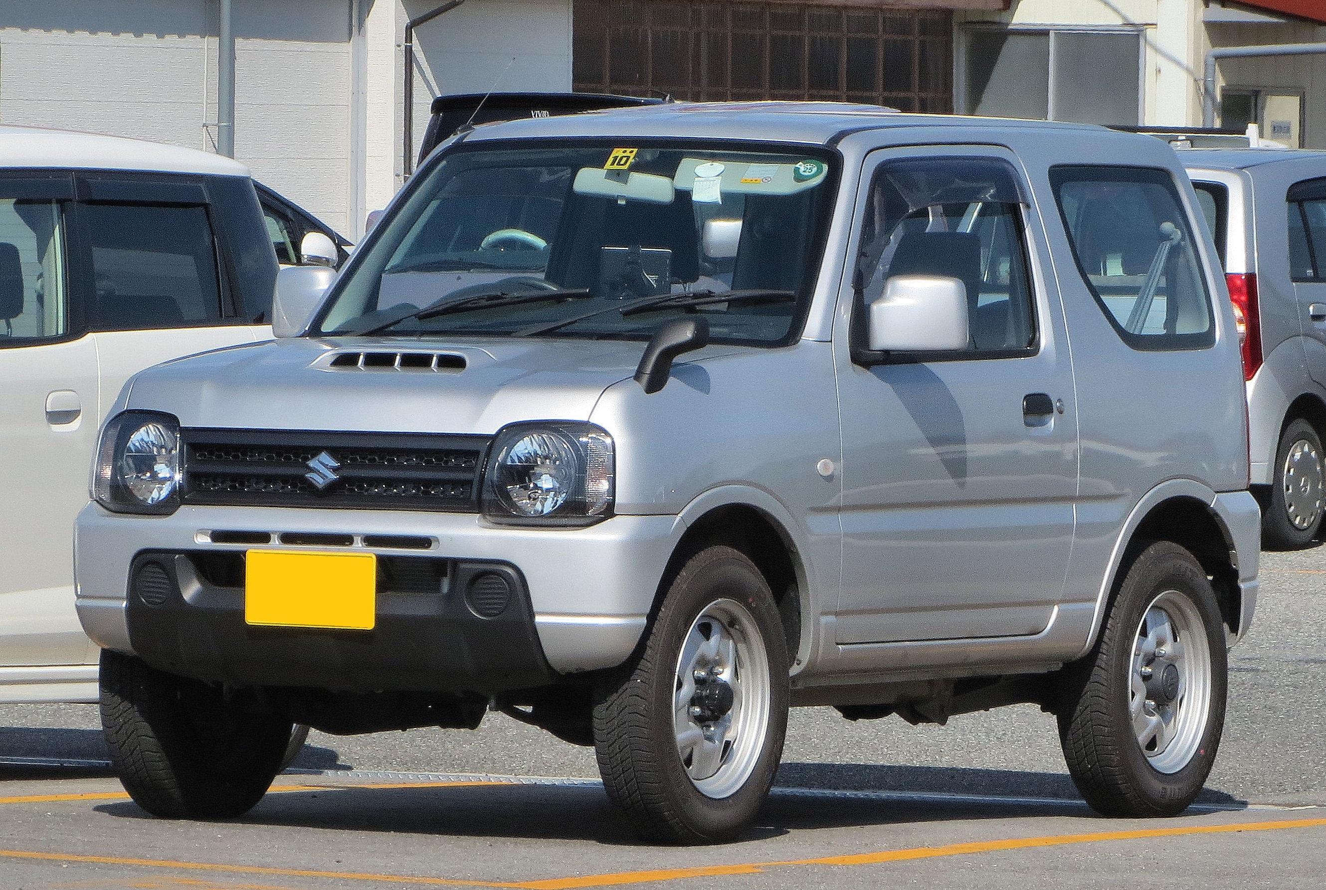 Suzuki Jimny XG JB23W D9.JPG