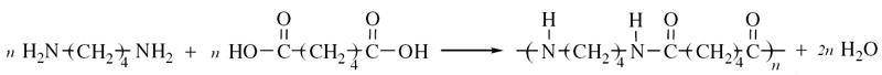 Synthèse du polyamide 4/6