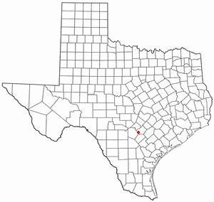 Zuehl, Texas Census-designated place in Texas, United States