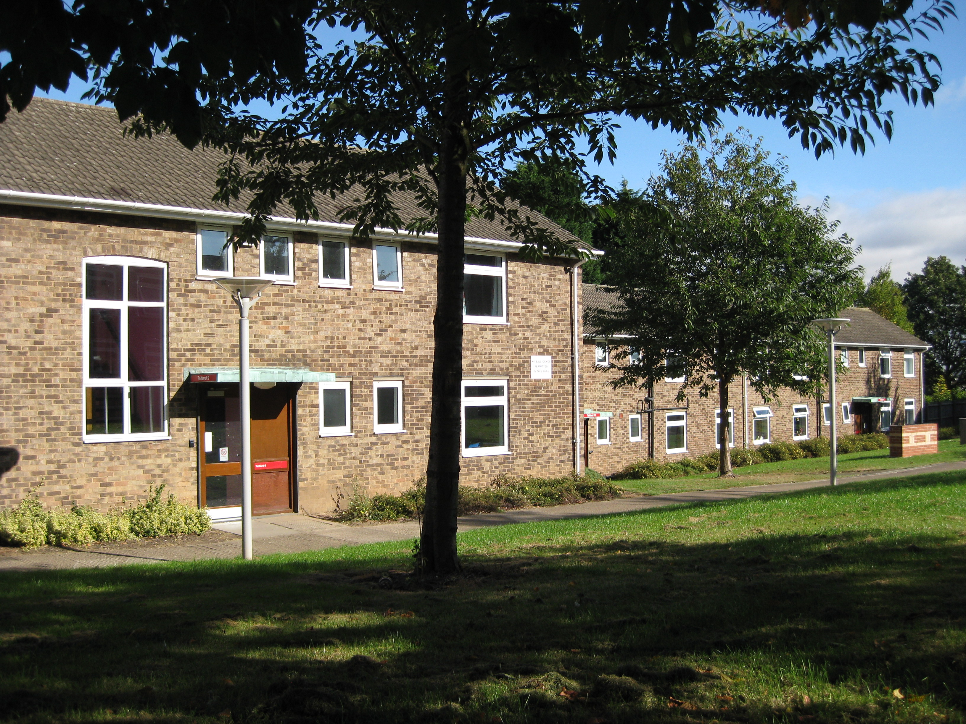 Telford University Rooms