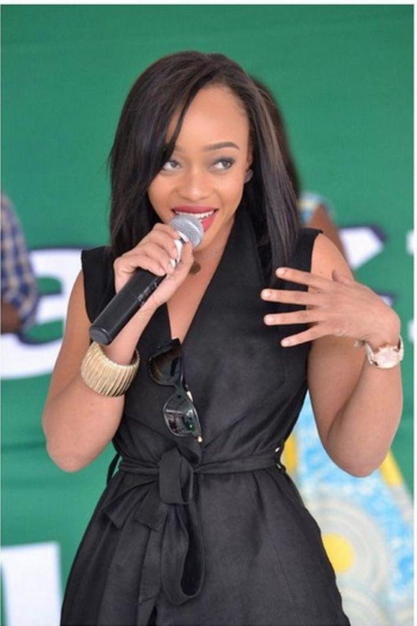Nolwazi Buzo Thando Thabethe The Lady In Red Iol