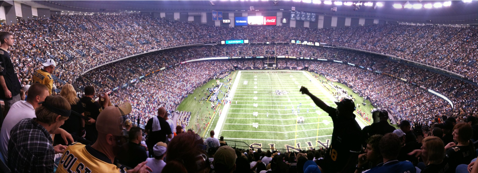 Mercedes benz superdome for Mercedes benz superdome new orleans la