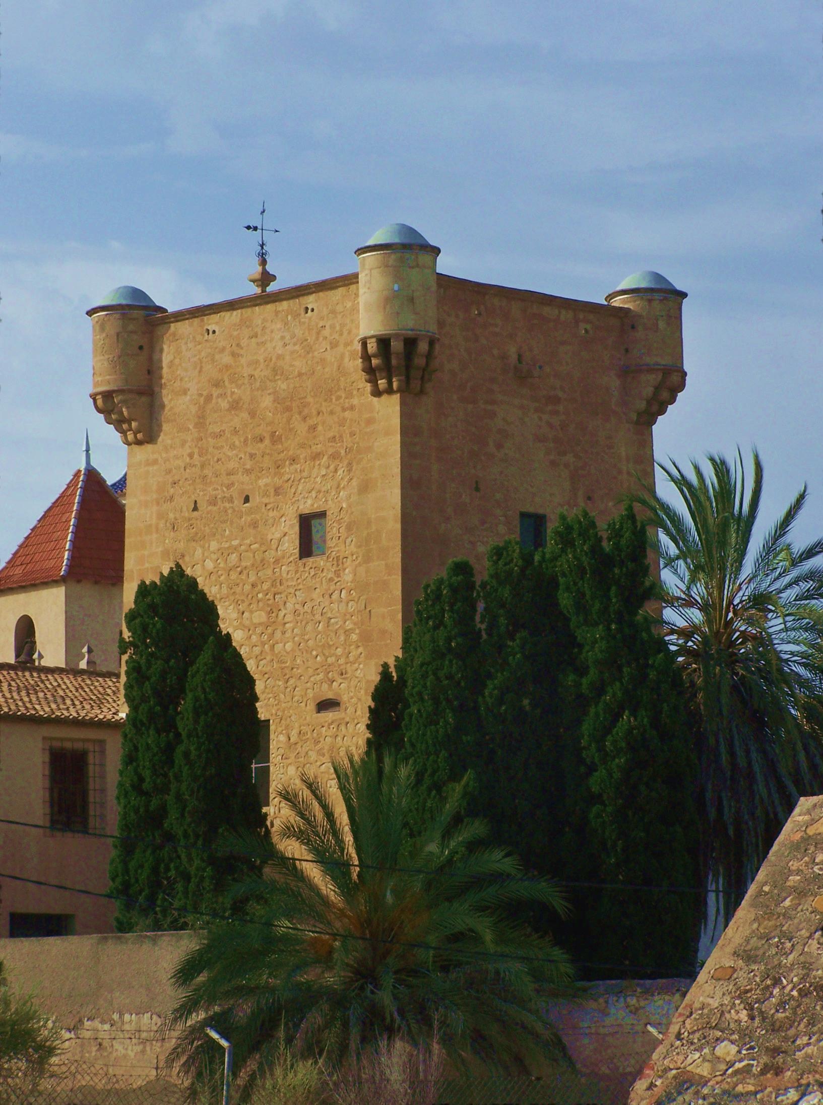 Torre de la Santa Faz