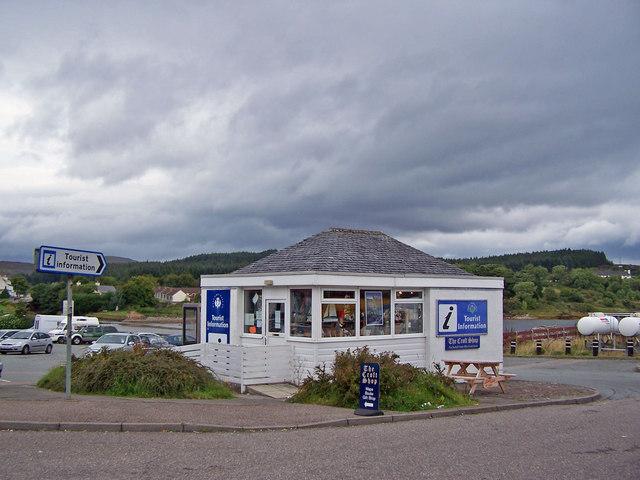 Tourist information office, Broadford - geograph.org.uk - 934627