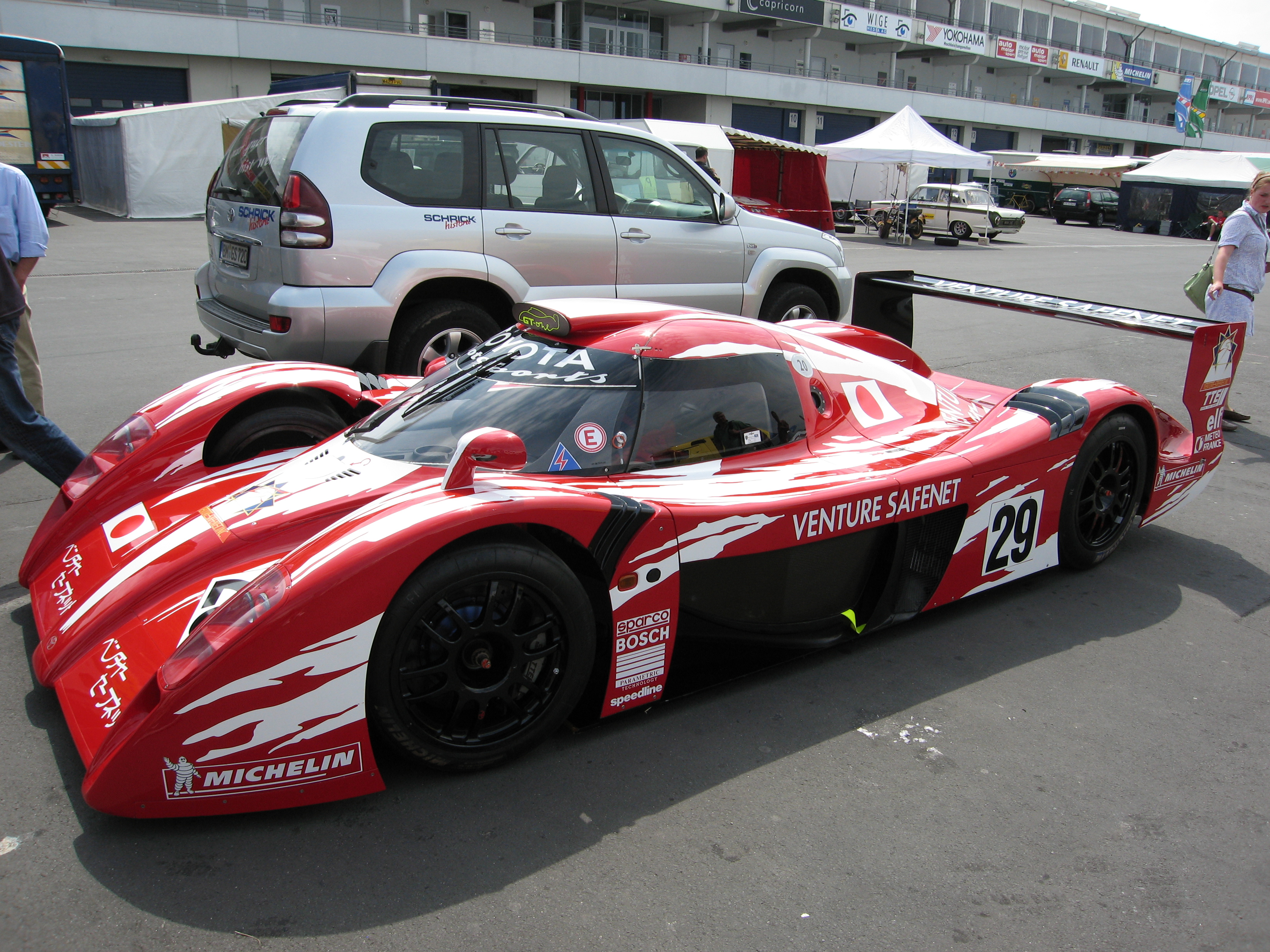 File Toyota Gt One Nurburgring Jpg Wikimedia Commons