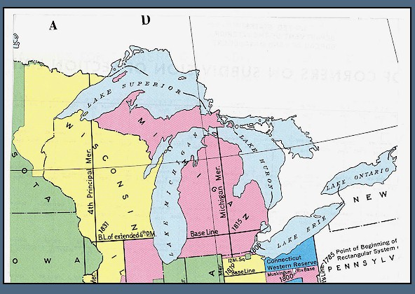 Michigan Meridian  Wikipedia